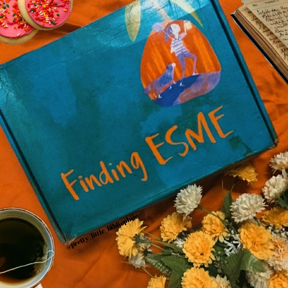 Finding Esme, by Suzanne Crowley Box-Set!