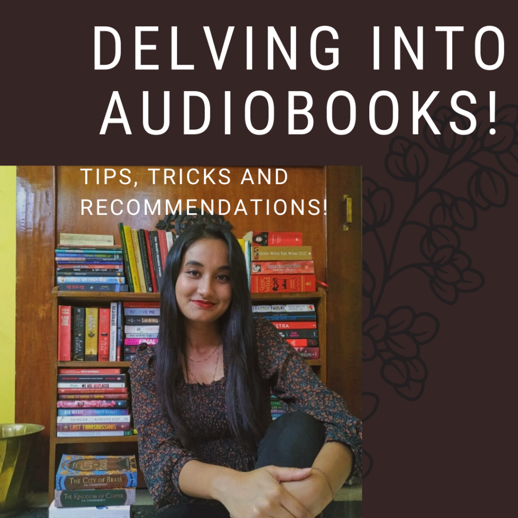 Delving Into Audiobooks!