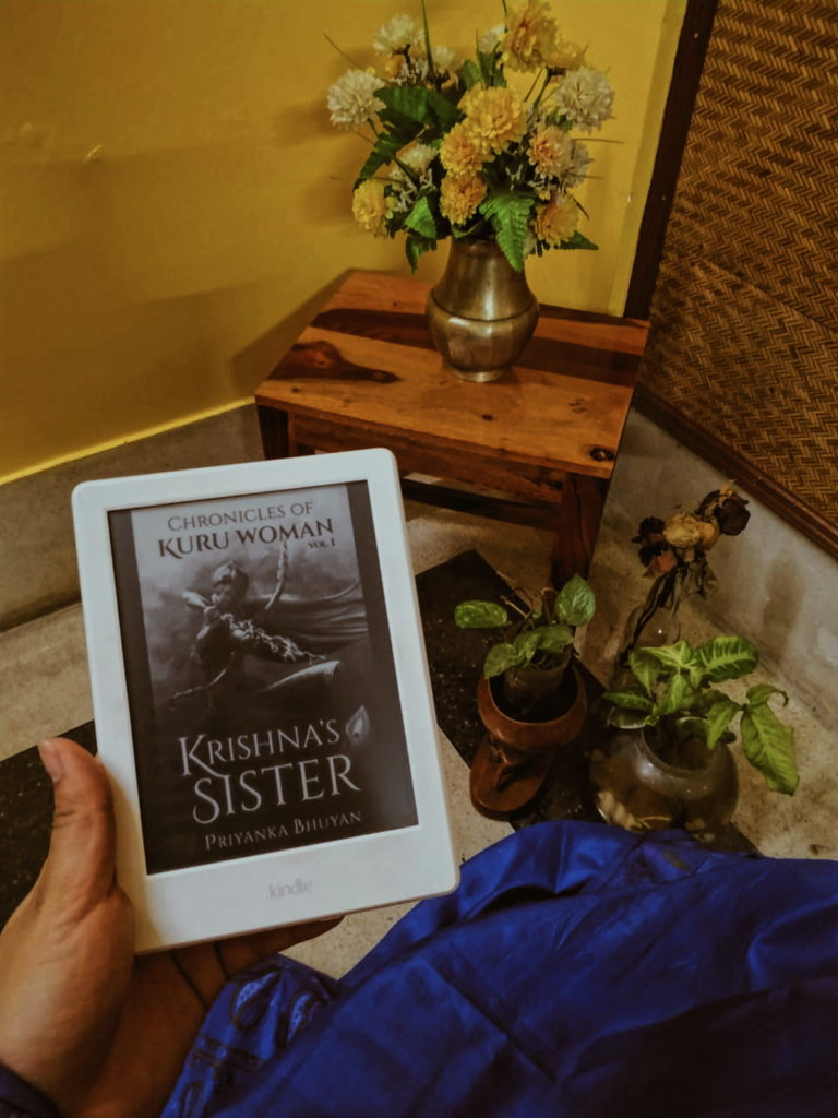 Krishna's Sister (ebook)