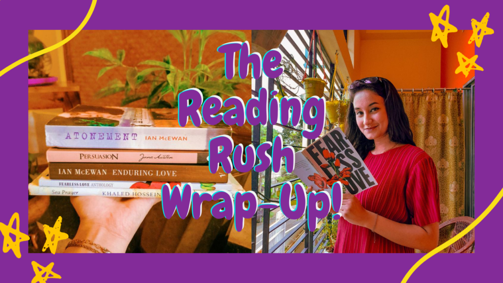 Reading Rush Wrap-up