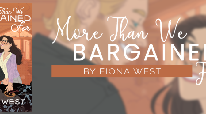 MORE THAN WE BARGAINED FOR: The Romance Novel You Need To Pick Up ASAP!